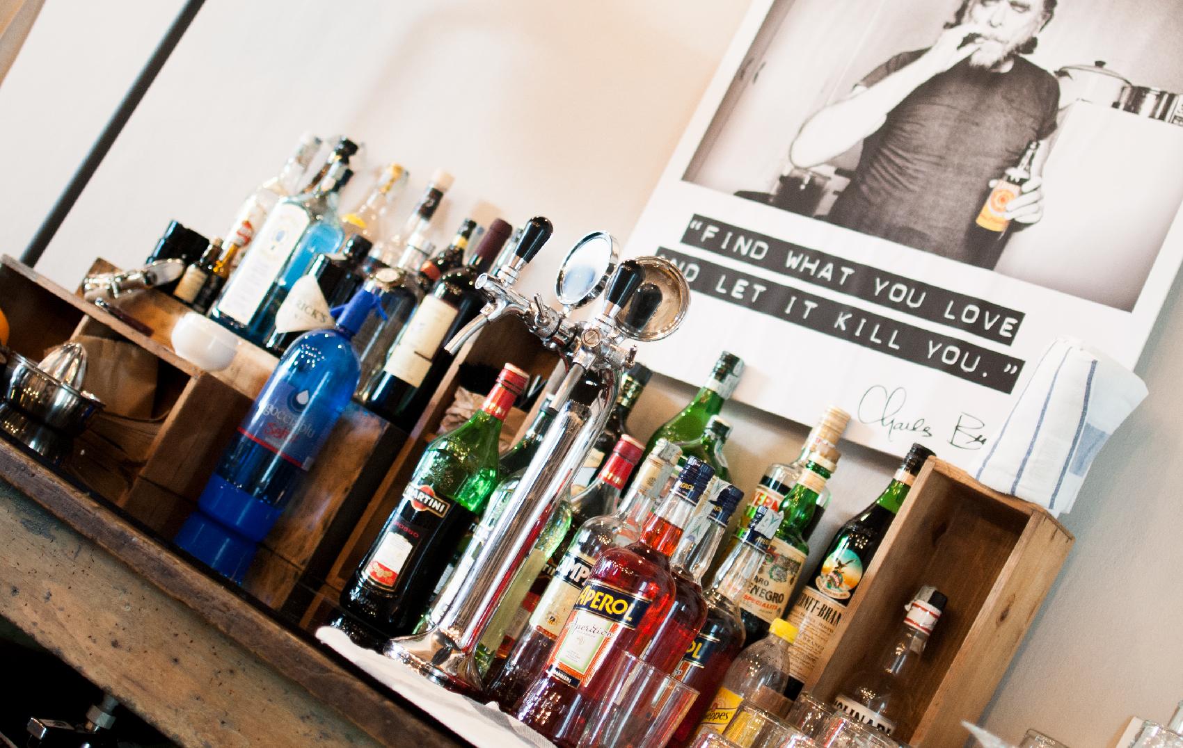 06 Home La Svineria gallery liquori