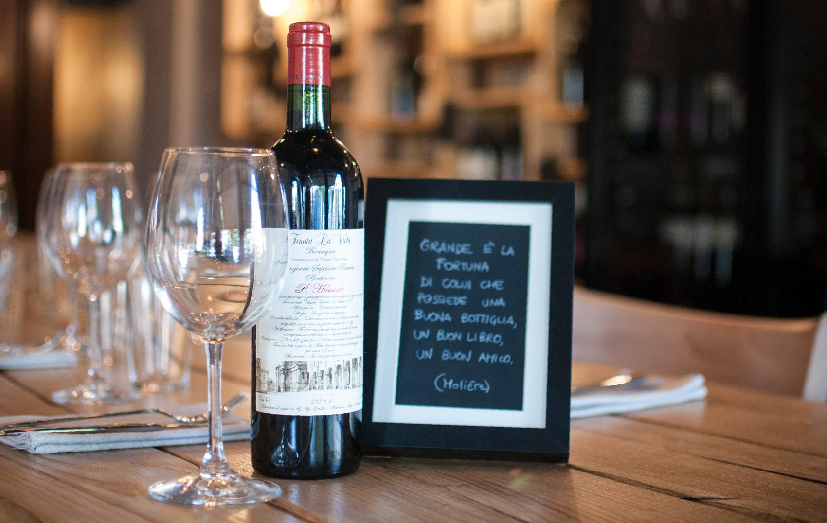 13 Home La Svineria gallery vino